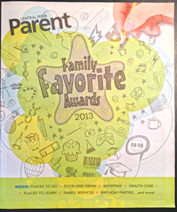 Good Hope Animal Hospital was awarded Favorite Veterinarian by Central Penn Parent