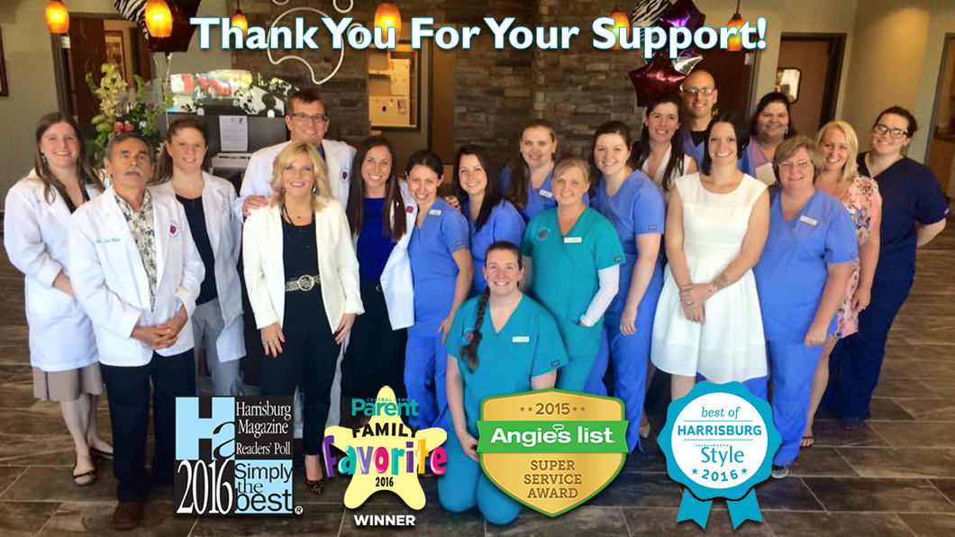 "Good Hope Animal Hospital Recognized as ""Simply The Best"" Veterinarian & More!"