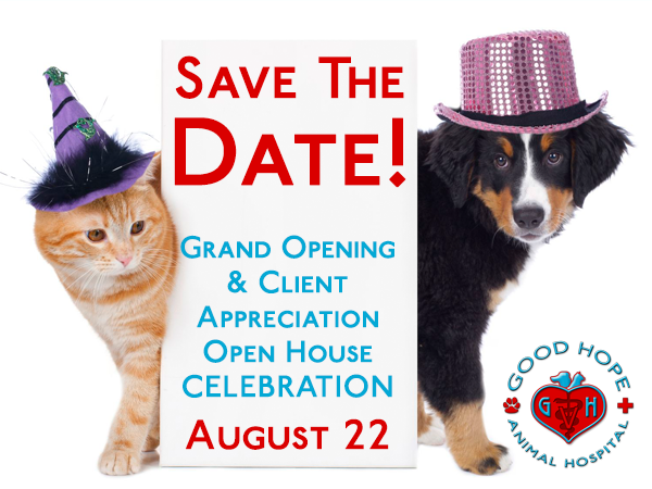 Good Hope Animal Hospital Grand Opening & Client Appreciation Open House Celebration