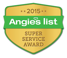 Angie's List 2015 Super Service Award for Veterinarians